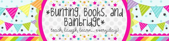 *Bunting, Books, and Bainbridge*: freebie