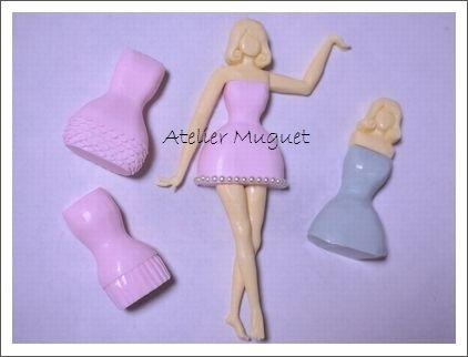 ソープレッスン(Dollパーツ(手足)) 受付開始!の画像 | Atelier Muguet(アトリエ ミュゲ)