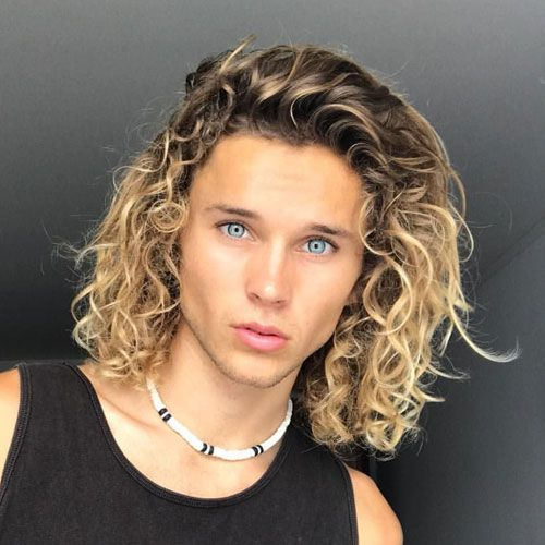 40 Best Perm Hairstyles For Men 2020 Styles In 2020 Permed Hairstyles Hair Styles Long Hair Styles Men