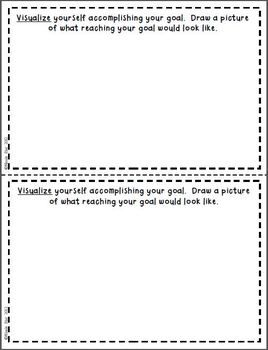 NEW YEARS - SMART GOAL SETTING FLIP BOOK - TeachersPayTeachers.com