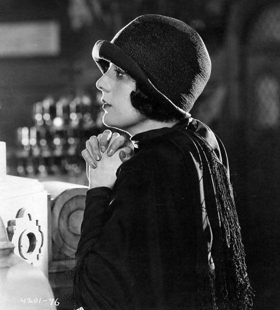 """Alma Rubens   """"A Woman's Faith""""   (1925)"""