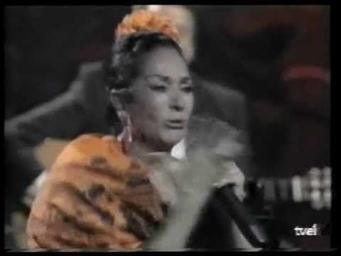 ♥︎LOLA FLORES - RECITA A LORCA ♥︎ ♥︎Asuncion Peña♥