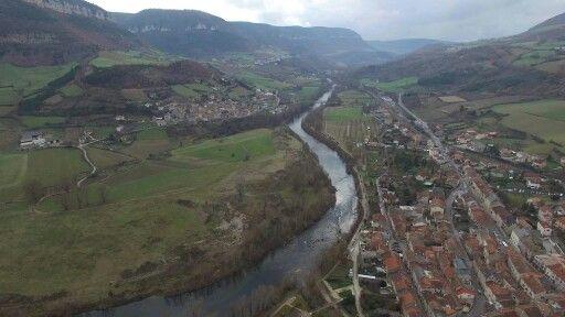 Aguessac Aveyron France