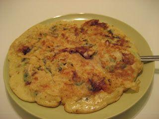 ... Korean Seafood Pancake) | Seoul Food | Pinterest | Seafood, Pancakes