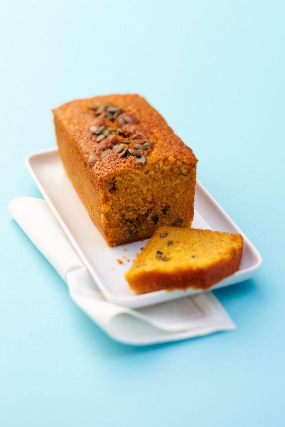recette cake au potiron pices et graines de courge recettes les entr es cakes. Black Bedroom Furniture Sets. Home Design Ideas