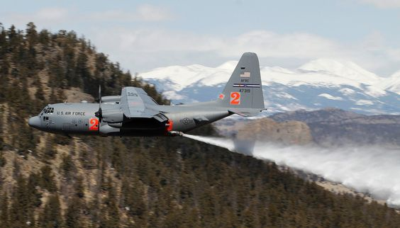 Here comes the cavalry! For the second year in a row tinder dry conditions have allowed explosive wildfire growth in Colorado and once again the United States military is deploying resources to assist local firefighting efforts.