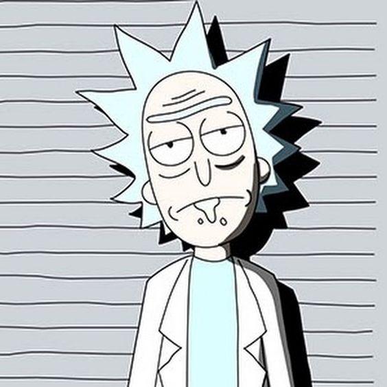 Rick Sanchez (Rick and Morty): 8w7 sx/sp