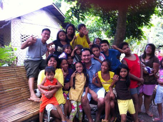 camiguin island w family
