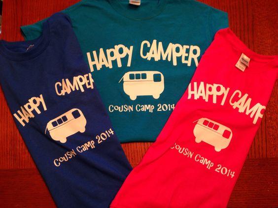 Camp Cousin Shirts-cameo