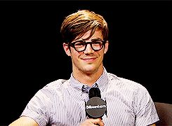 7. He does Clark Kent better than the actual Clark Kent.