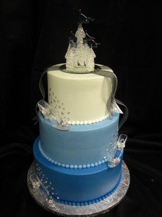 Purple Themed Cakes