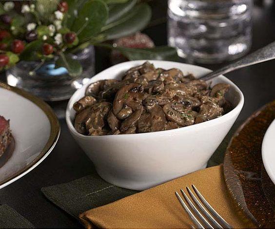 Double-Mushroom Ragoût