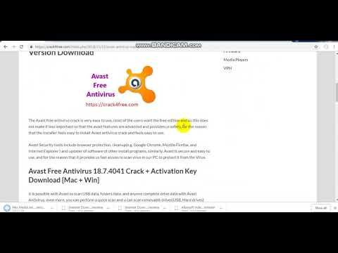 avast free antivirus license key ofline
