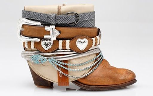 next project!! look-alike Luxury Jones Boots.