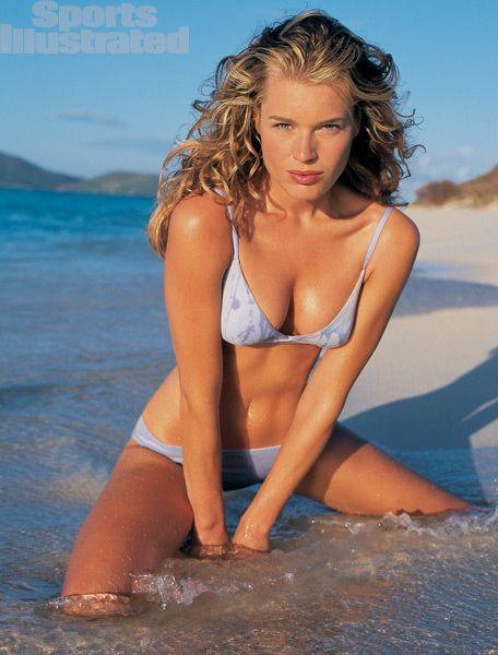 ... romijn 1999 and more swim models sports swimsuits rebecca romijn