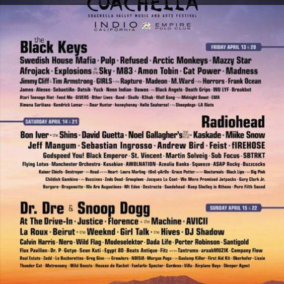 Coachella!!!!!