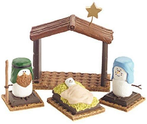 Modern Day Nativity Funny Pinterest - Hipster nativity set reimagines the birth of jesus in 2016