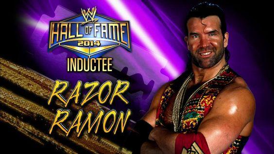 WWE: Razor Ramon è l'ultimo componente comunicato nella HOF'14