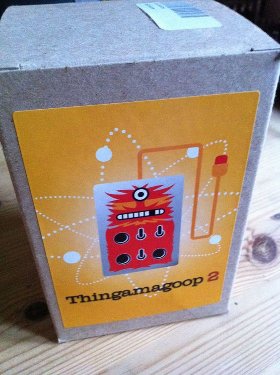 Thingamagoop in a box