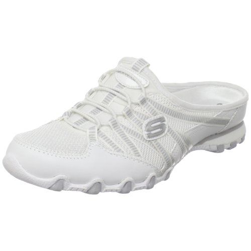 Skechers Women`s Bikers-Out and About Slip-On $39.99 #topseller