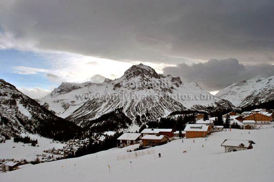 Lech am Arlberg, Austrian Alps, Austria photograph picture print by AE Photo
