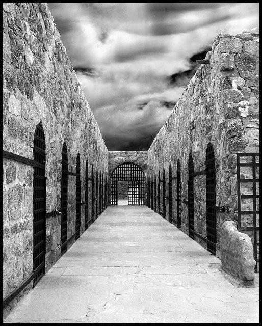 Yuma Territorial Prison - Yuma, AZ