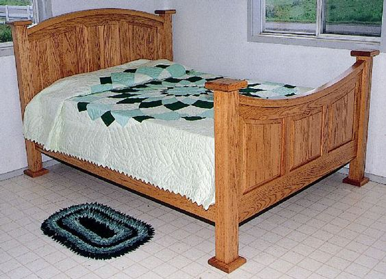 Amish Hickory Bedroom Furniture | Amish Peddler | Custom Handcrafted Amish  Furniture