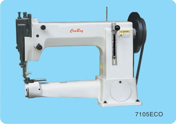 cowboy leather sewing machine for sale