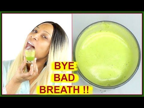 Get Rid Of Bad Breath Naturally And Instantly Say No To Bad Breath Khichi Beauty Youtube Bad Breath Halitosis Halitosis Remedies