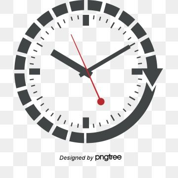 Clock Watch Design Vector Material Timer Clipart Clock Vector Cartoon Alarm Clock Png And Vector With Transparent Background For Free Download Clock Watch Design Wall Clock Logo