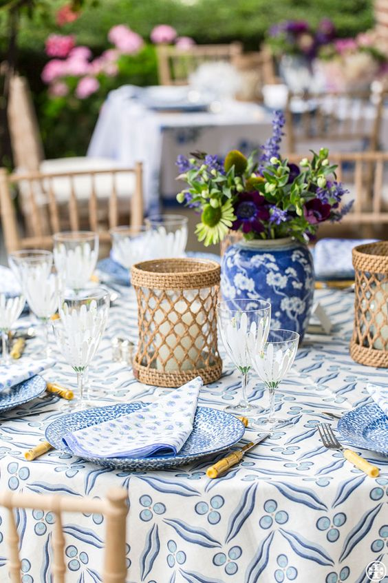 Tory Entertains: Setting the Summer Table | Tory Daily