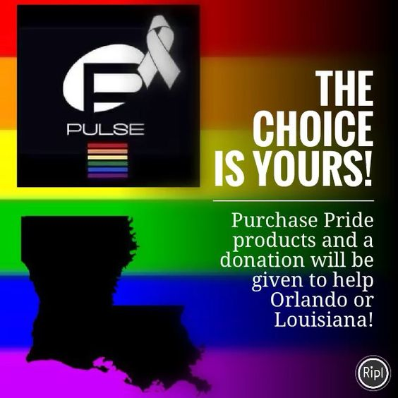 Pride products still available!  You can help the Pulse victims or the Louisiana flood victims with each purchase. http://www.mattsstuffllc.com/
