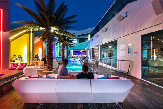 Oldfield Knott Architects - MATISSE BEACH CLUB