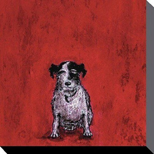 Set: Sam Toft, Doris, Der Kleine Hund Poster Leinwandbild Auf Keilrahmen (40x40 cm)   1x 1art1® Aktions-Home-Deko Artikel, http://www.amazon.de/dp/B00MUDTYRU/ref=cm_sw_r_pi_awdl_70vCwb9R2KFZR