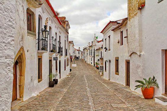 5 Vilas Das Mais Bonitas De Portugal Alentejo Portugal E