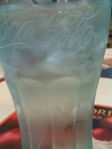 Coca cola or dyed water ?????