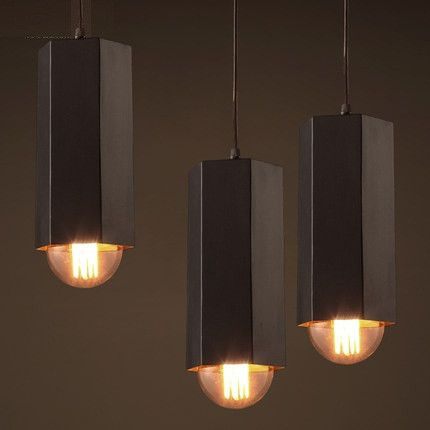 INDUSTRIO COLLECTION CREATIVE LOFT LIGHTS