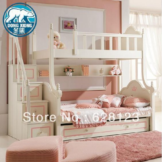 Child Bed Posts And Childrens Bunk Beds On Pinterest
