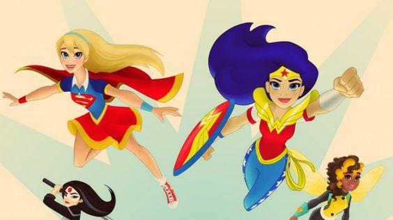 Superheroínas de DC Comics serán figuras de acción para niñas