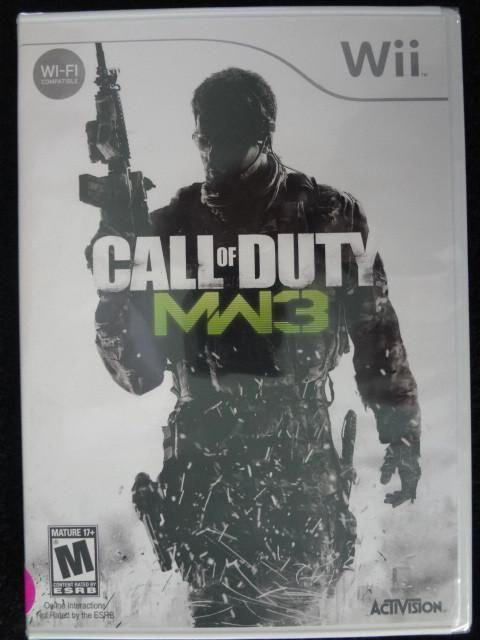 Call Of Duty Modern Warfair 3 Xbox Modern Warfare Call Of Duty Activision