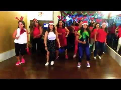 Last Christmas Dance Fitness Zumba Fitness Youtube