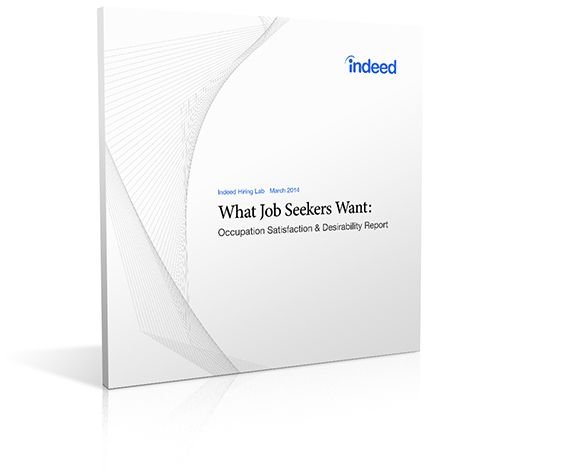 How do people begin their search for a new opportunity in today's job market? What types of jobs are most desirable to employed candidates? What factors influence a person's decision to change jobs? In short, what do job seekers want?