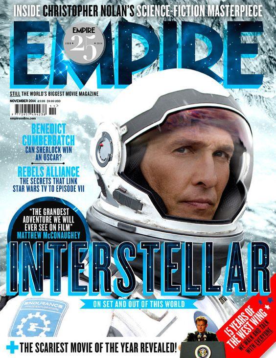 Interstellar | Coming Soon 2014