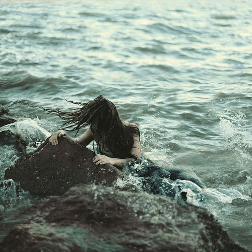 """""""I have to go!"""" She cried. """"They need me."""" """"But so do I!"""" the boy screamed. """"Farewell, brother,"""" the girl whispered. She let go of his hand and fell into the raging sea."""