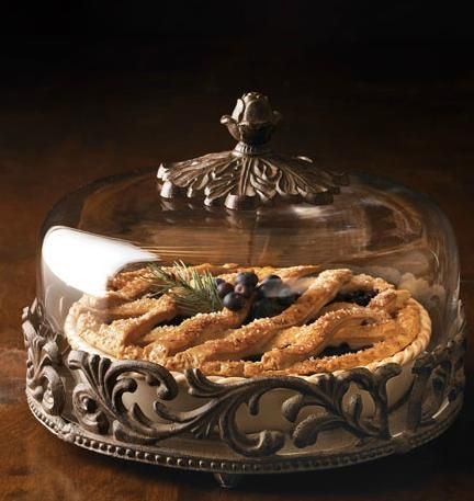 GG Collection Covered Pie Plate -  Neiman Marcus - $290   - http://www.neimanmarcus.com/store/catalog/prod.jhtml?itemId=prod76220028