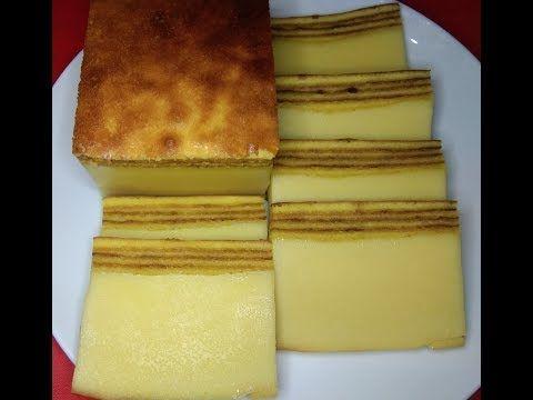 Resep Kue Lapis Perancis Kue Sabun Lapis Legit Youtube Kue Lapis Resep Makanan Penutup Resep Kue