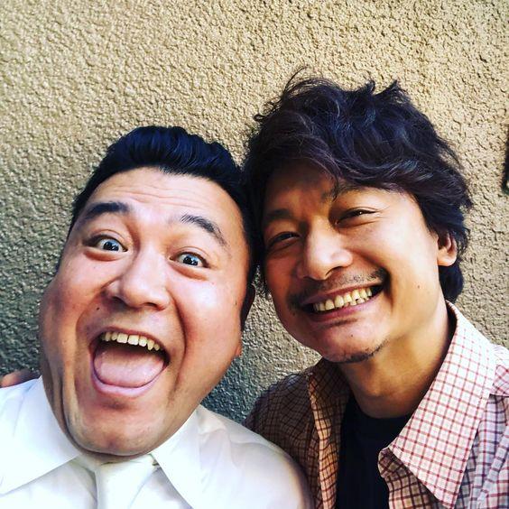 ザキヤマと香取慎吾