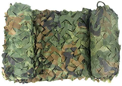 Vilead Camo Netting For Stealth Camping In 2020 Military Camouflage Shelter Tent Car Awnings
