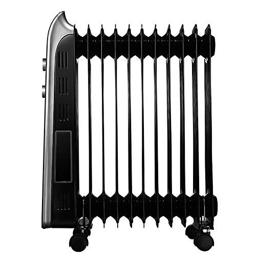 Jade Workshop Oil Radiator 11 Pieces 2000w With Drying Rack And