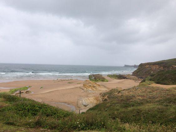 Playa de Valdearenas, Liencres (Santander)